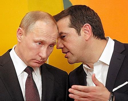 プーチン チプラス