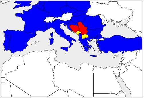 北大西洋条約機構(NATO)加盟国 2