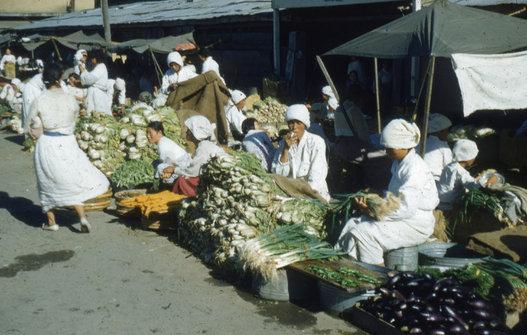 1950年代の韓国・釜山 1