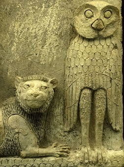 Burney_Relief_owl_and_lion.jpg