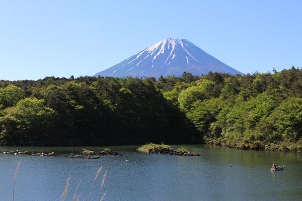2016.05.28 富士五湖旅行 1日目② 精進湖-3