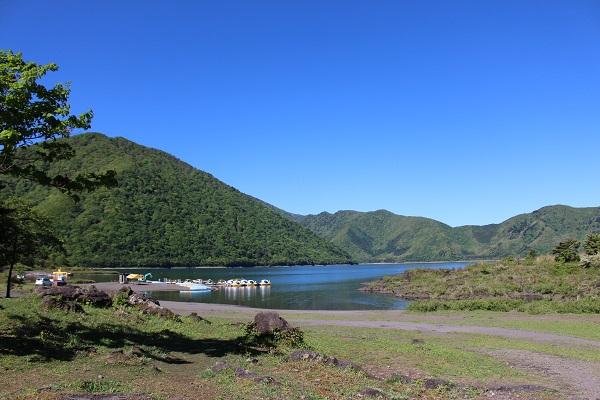 2016.05.28 富士五湖旅行 1日目③ 本栖湖-1