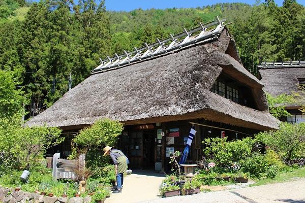 2016.05.29 富士五湖旅行 1日目⑤ 西湖いやしの里根場②-3