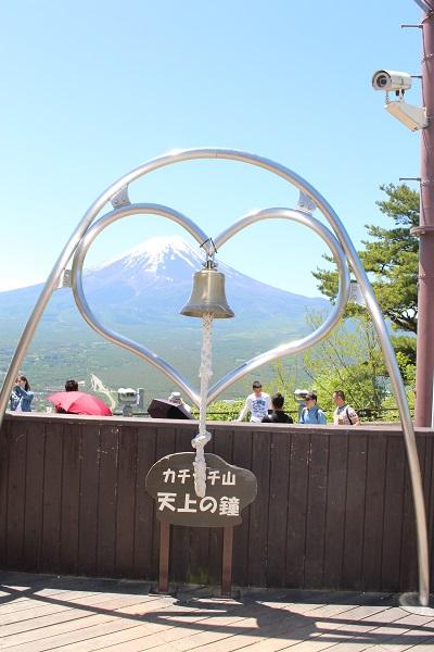 2016.05.30 富士五湖旅行 1日目⑥ 河口湖カチカチ山ロープウェイ-8