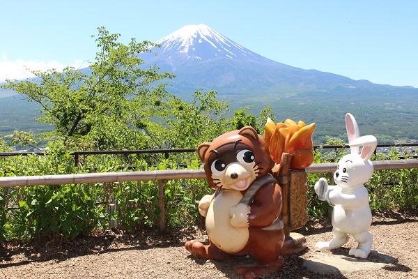 2016.05.30 富士五湖旅行 1日目⑥ 河口湖カチカチ山ロープウェイ-15
