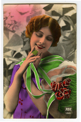 c-1930-French-Deco-Glamor-Pretty-BEAUTIFUL-LADY.jpg