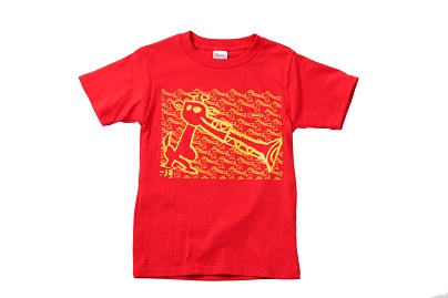 きりんらっぱTシャツ