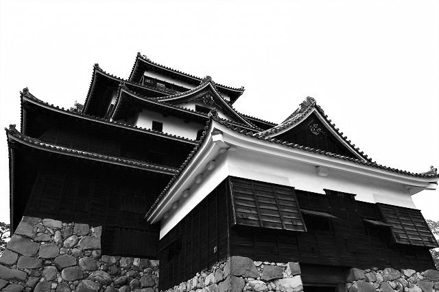 松江城11