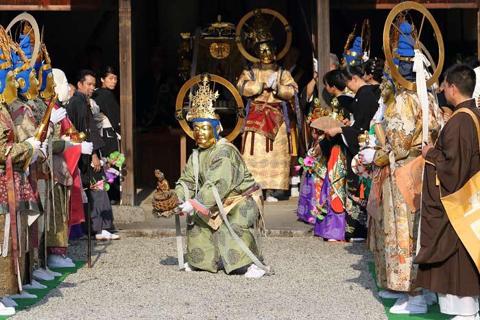 當麻寺 練供養会式5