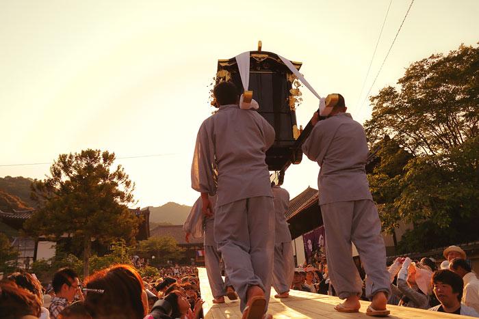 當麻寺 練供養会式3