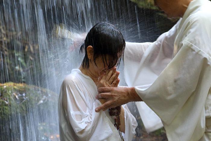 千光寺 滝祭り4