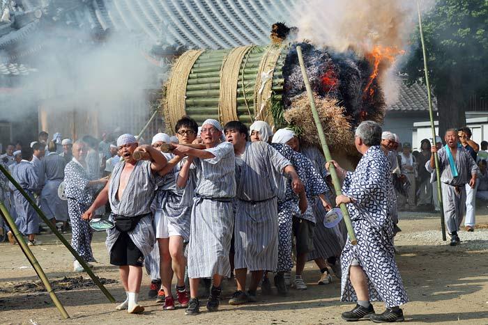 ホーランヤ火祭り2