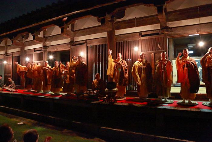 元興寺 地蔵会3