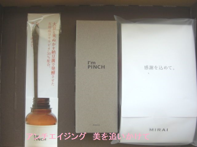 I'm PINCH「アイムピンチ」 現品