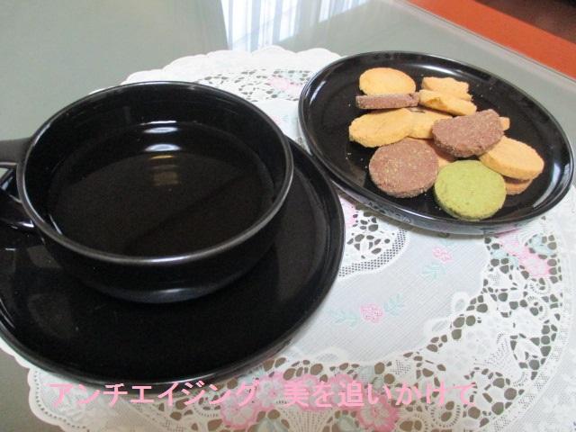 豆乳おからゼロクッキー 水分と一緒に食べる