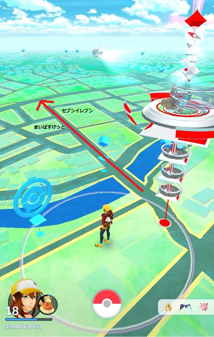 01和田町駅から2