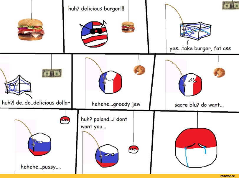 countryballs-Комиксы-Польша-песочница-826437