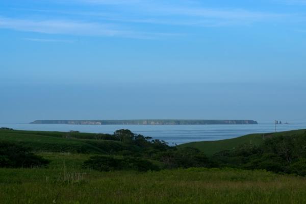 岬からの風景