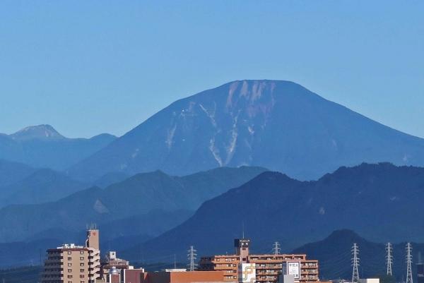 2016夏の男体山