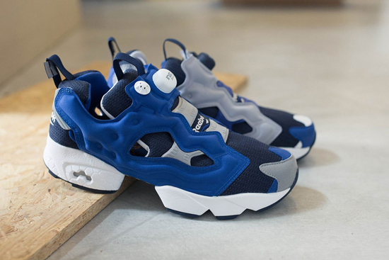 REEBOK × BEAMS CRAZY PUMP FURY