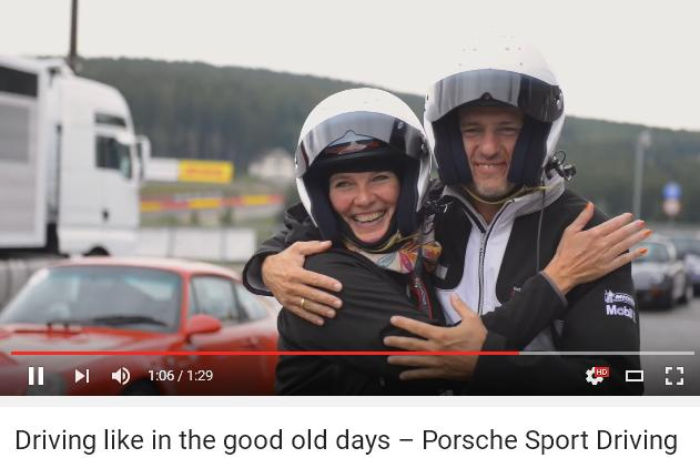ポルシェスポーツドライビング_クラシックカートレーニング2