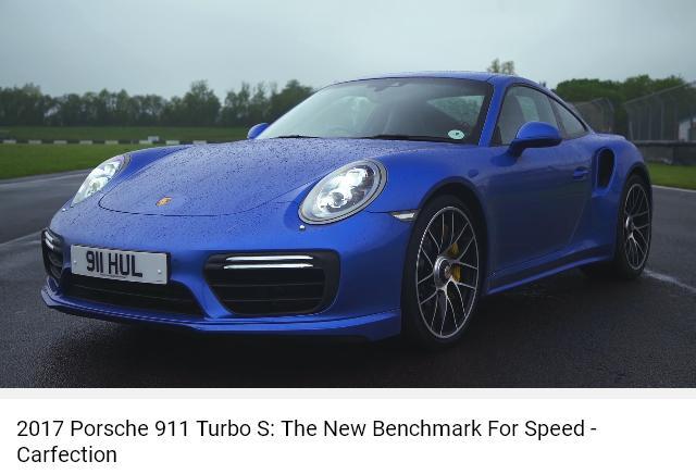 Porscheポルシェ991ターボS_CF_001