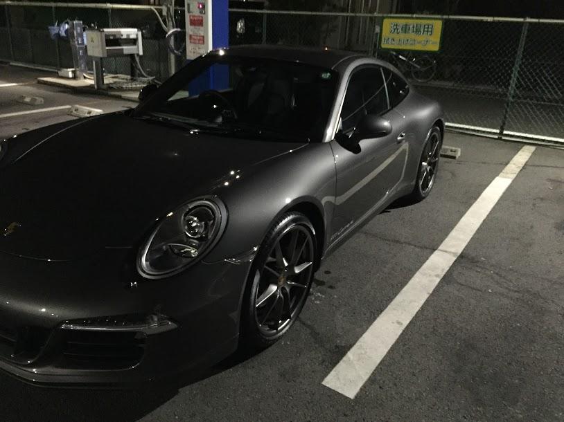 Porscheポルシェ991C2_20160911_004