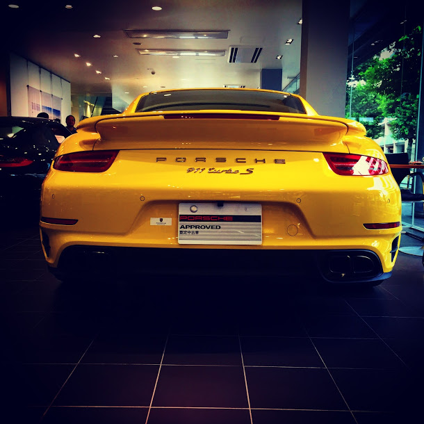 Porscheポルシェ991_1_turboS_20161010_002