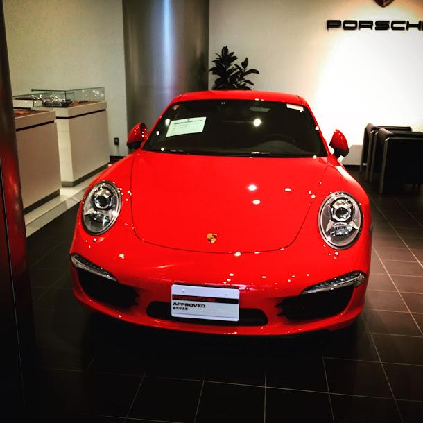 Porscheポルシェ991_1_carreraS_20161010_001