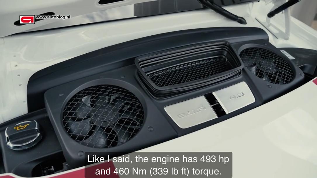 ポルシェ911R(Type991)Porsche 911 R review Autoblog_007