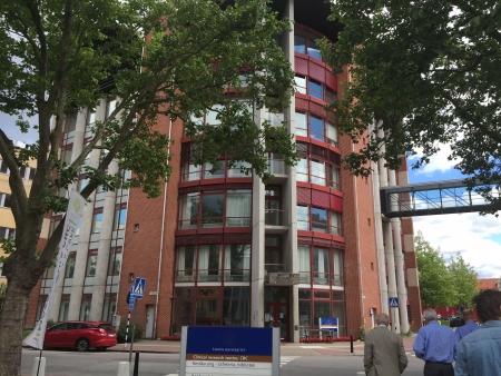 IMG_0294-Lund大学のマルメ病院