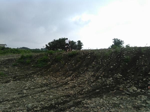 泥んこ猿ヶ島で練習_17