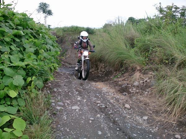 泥んこ猿ヶ島で練習_1