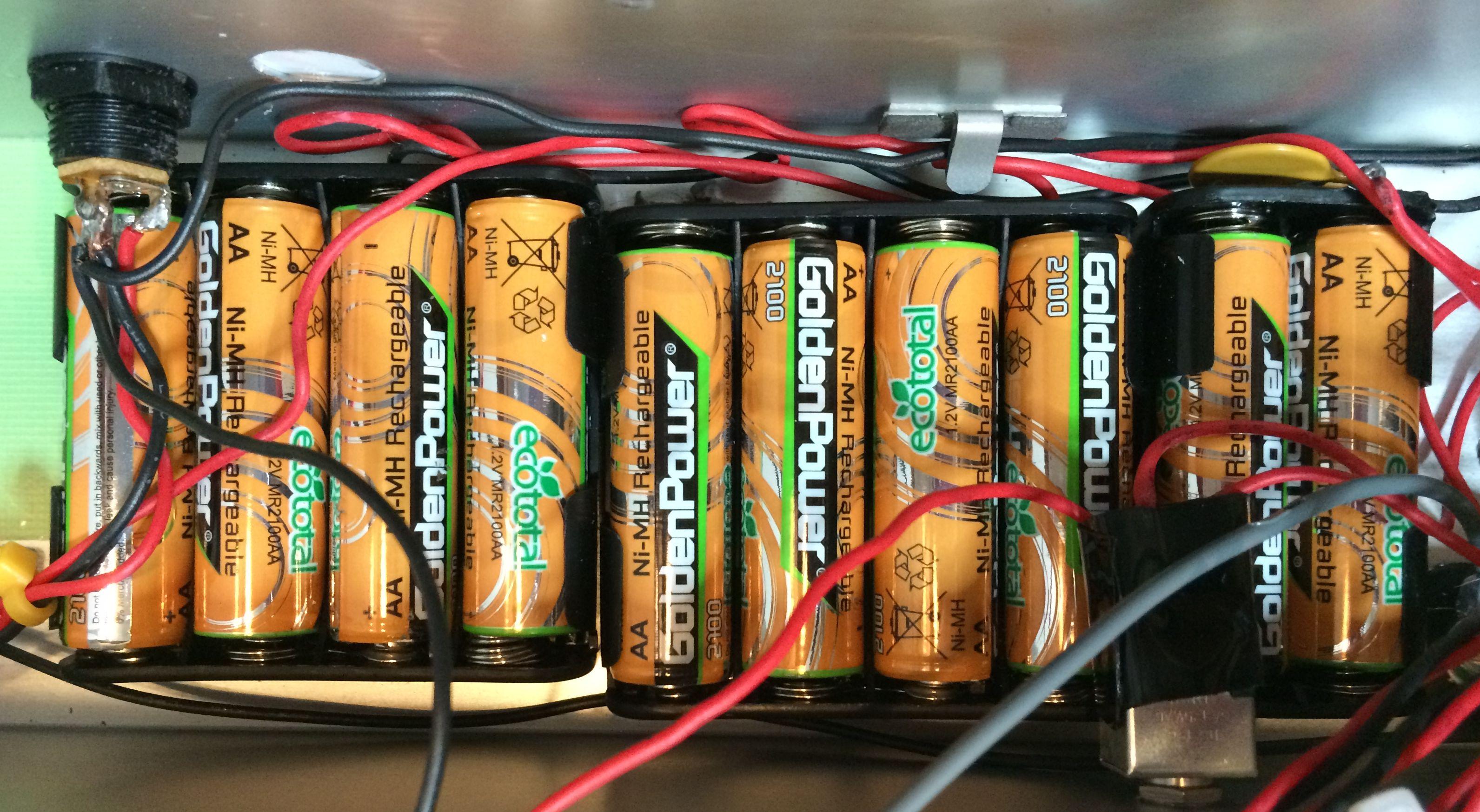inside batt ptt charge