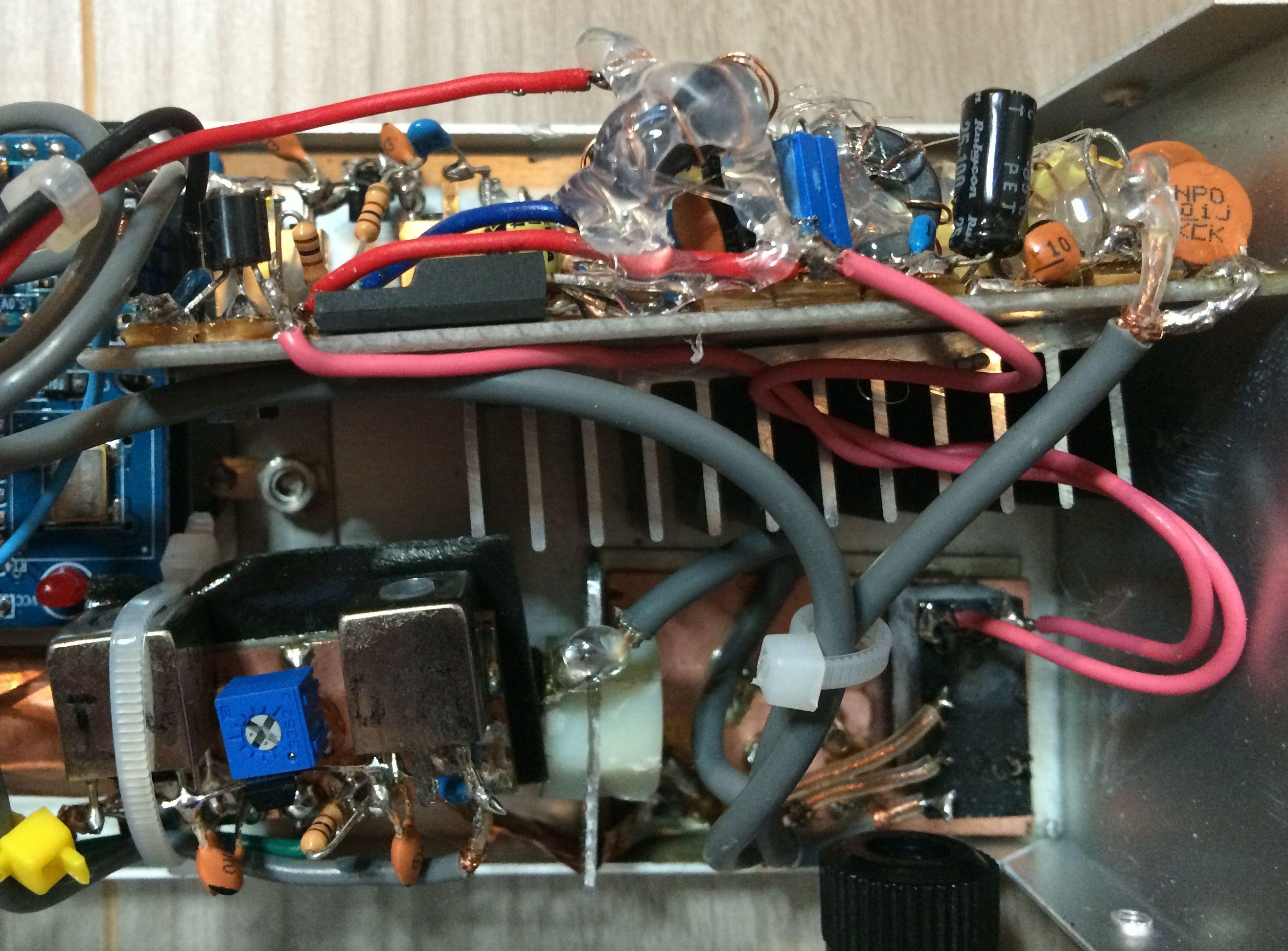 inside rf amp preamp g
