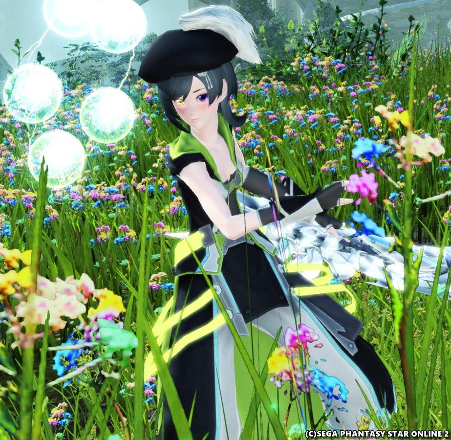 楽園のフロートエミッションF影