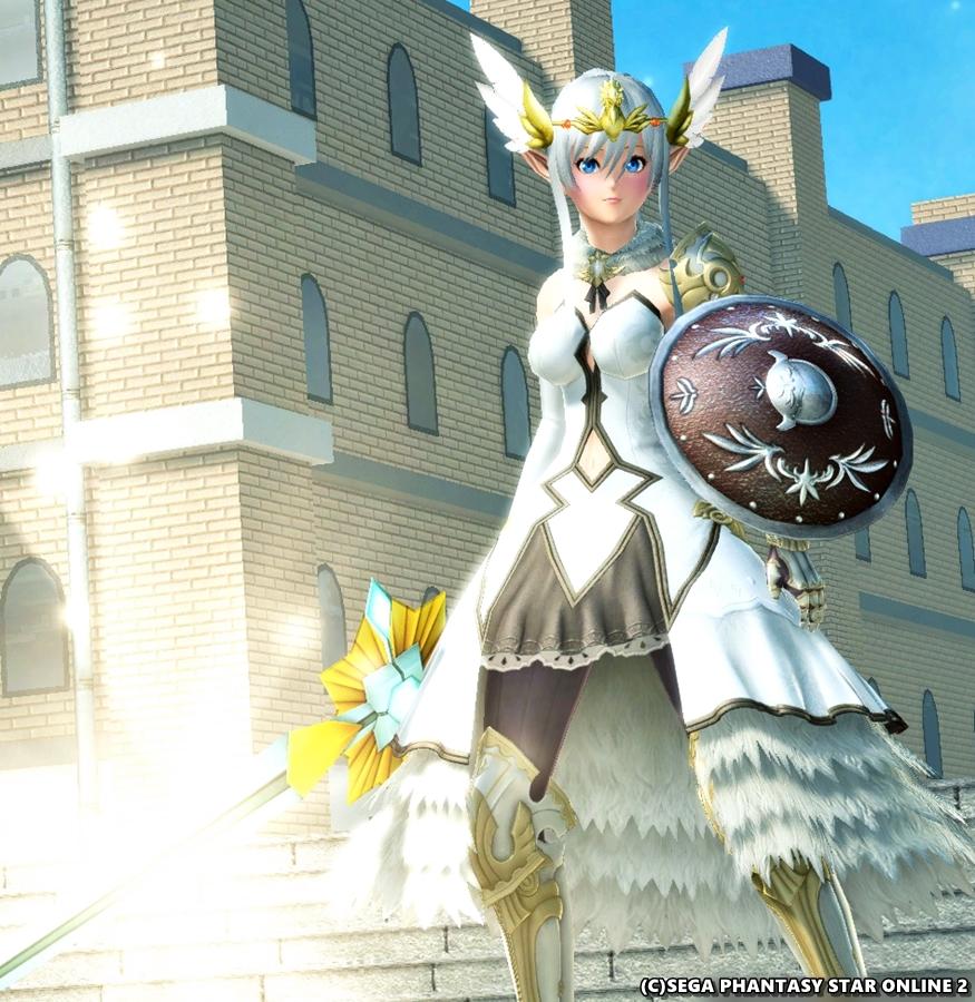 ファンタジー女戦士2