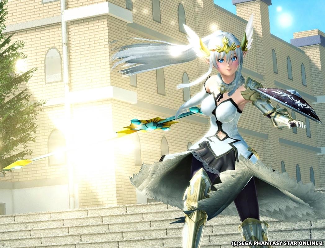 ファンタジー女戦士1