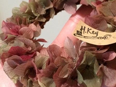 H Keyさんリース♪04