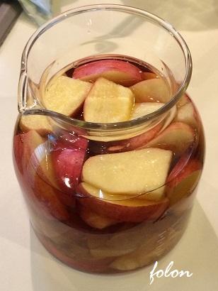 りんご酢♪01