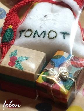 TOMOTクリスマス2016♪09