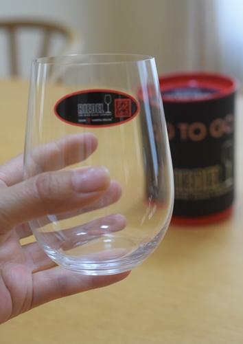 こんな形のグラス