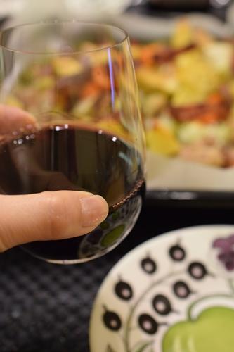 ワインにも