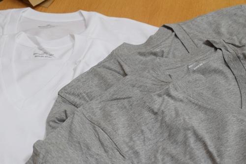 グンゼTシャツ3