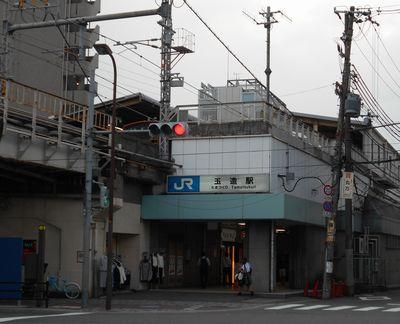 160903_1 玉造駅