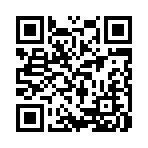 水色コインのQRコード