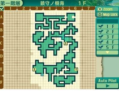 世界樹の迷宮5 攻略 1Fの鶏の居場所 タマゴが入手できるようになるには