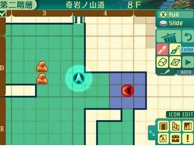 世界樹の迷宮5 攻略 第二階層 8階 巨大F.O.E オリファントを避けて先に進むには
