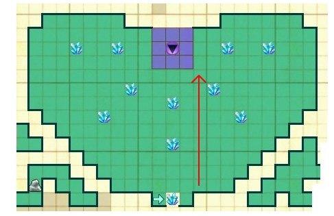 世界樹の迷宮5 攻略 第四階層 20階のボスに接近する方法