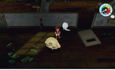 妖怪ウォッチ3 うんがい三面鏡の入手方法 合成進化妖怪「さとりちゃん」の出現場所など